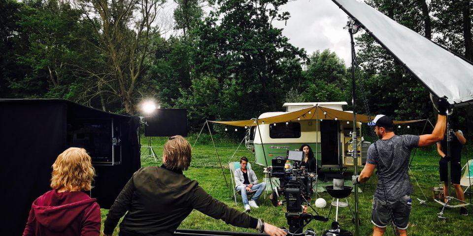 mediamarkt commercial rory van den berg cameraman rotterdam